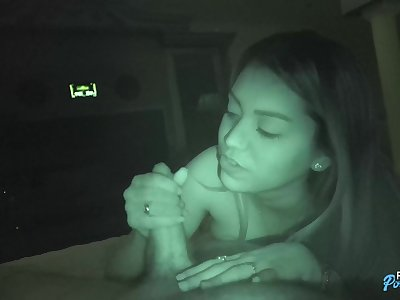 Homemade video featuring lustful babe Nicole Rey