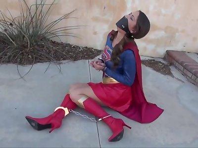 supergirl bondage amateur teen kinky video