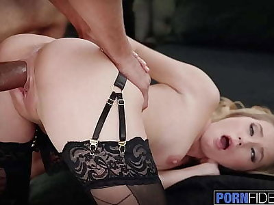 PORNFIDELITY Carolina Sweets Stretched Out Unconnected with BBC