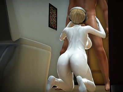 Guy Pound Desirable Androids - Cartoon Reverie Sex